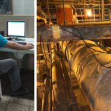 Acoustic Emissionexamination ofsteampiping