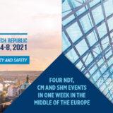Second European NDT & CM Days in Prague (October 2021)